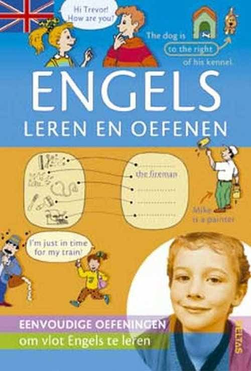 Spelend vreemde talen leren- Engels leren en oefenen tot 12 jaar