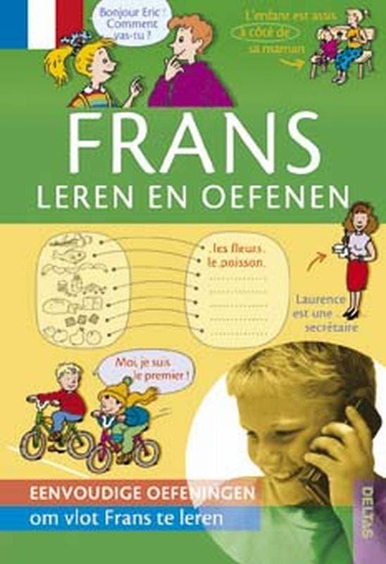 Spelend vreemde talen leren- Frans leren en oefenen tot 12 jaar