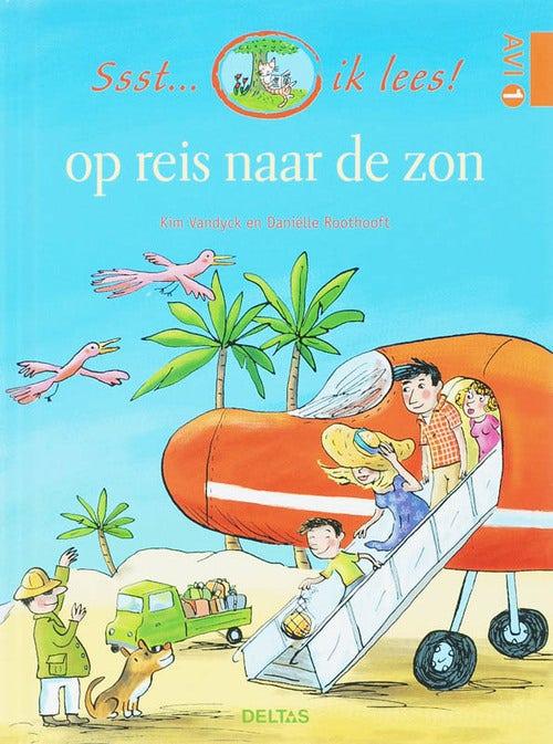 Ssst... ik lees! op reis naar de zon (AVI 1 - AVI nieuw M3)