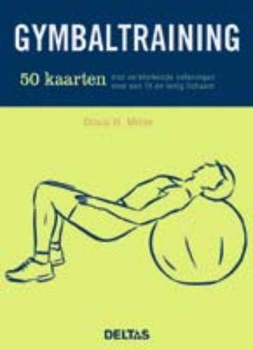 kaartenset- 50 kaarten- gymbaltraining
