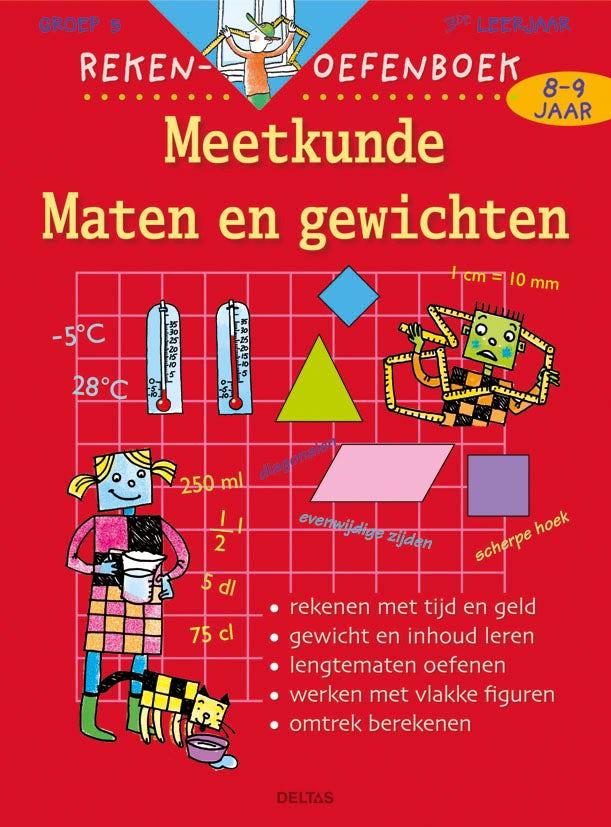 Rekenoefenboek: Meetkunde