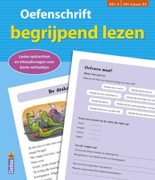 Oefenschrift begrijpend lezen - AVI E4