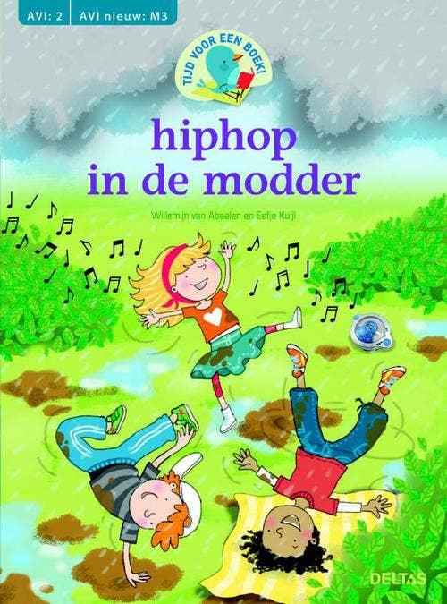 Tijd voor een boek! hiphop in de modder (AVI: 2 AVI nieuw: M3)