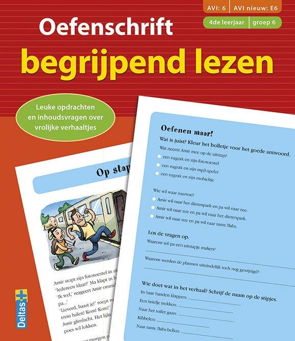 Oefenschrift Begrijpend Lezen - AVI E6