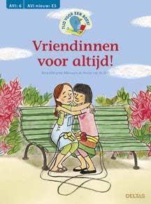 Tijd voor een boek! - Vriendinnen voor altijd! - AVI: E5