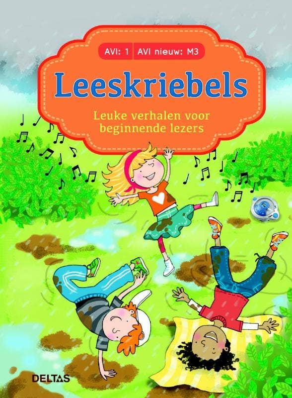 Leeskriebels - Leuke verhalen voor beginnende lezer - AVI: M3