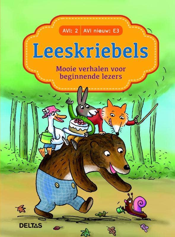 Leeskriebels - Mooie verhalen voor beginnende lezers  - AVI: E3
