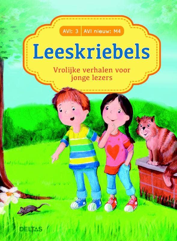 Leeskriebels - Vrolijke verhalen voor jonge lezers - AVI: M4