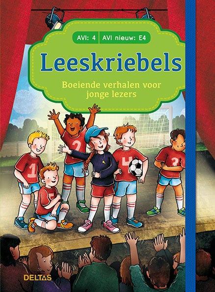 Leeskriebels - Boeiende verhalen voor jonge lezers - AVI: E4