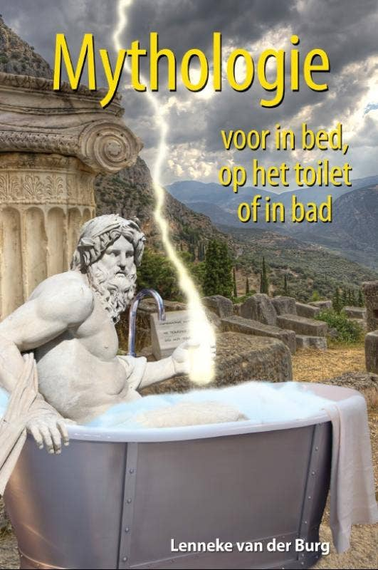 Mythologie voor in bed; op het toilet of in bad