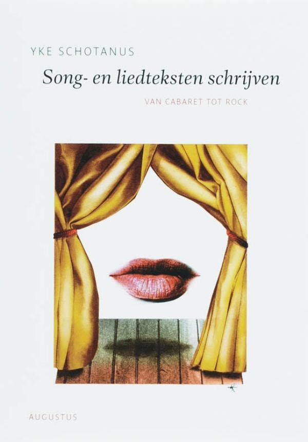 Song- en liedteksten schrijven (ebook)
