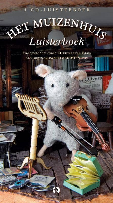 Het Muizenhuis luisterboek