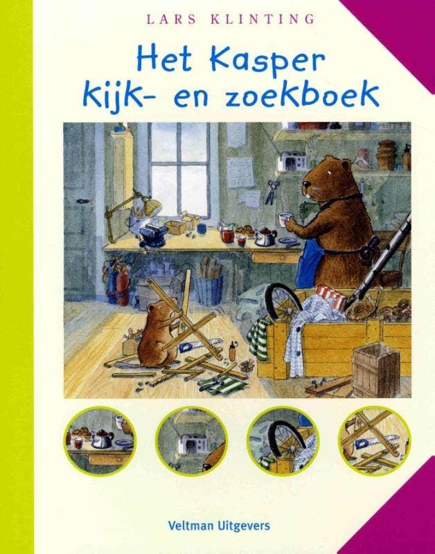 Het Kasper kijk- en zoekboek