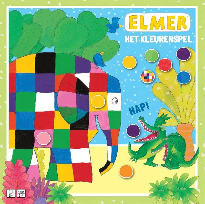 Elmer het kleurenspel