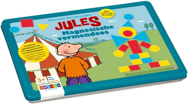 Jules - Jules magnetische vormendoos