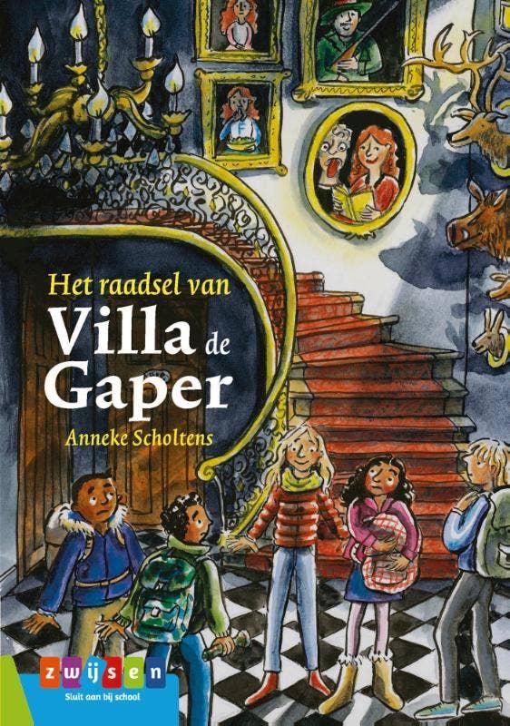 Het raadsel van Villa de Gaper