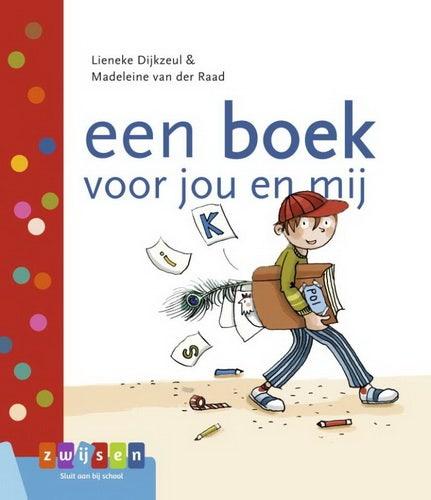 leren lezen - een boek voor jou en mij