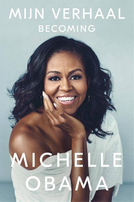 Mijn verhaal - Michelle Obama