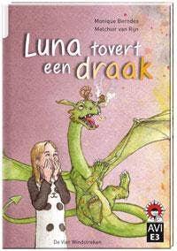Luna tovert een draak (AVI E3)