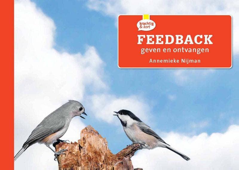 Kleintje feedback (ebook)