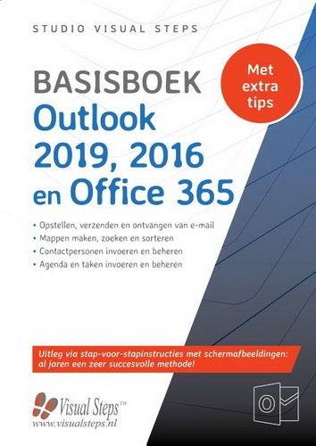Basisboek Outlook 2019; 2016 en Office 365