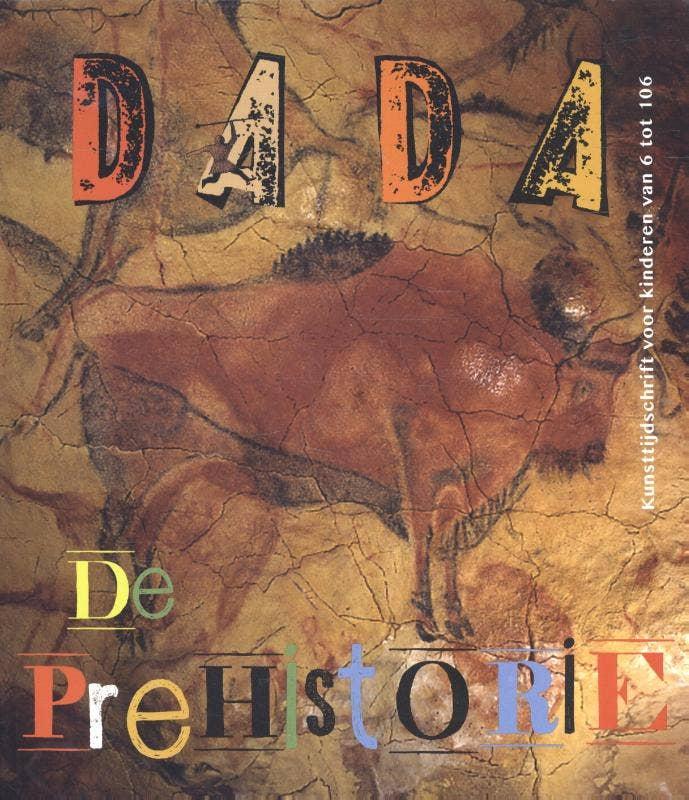 Dada-reeks - DADA prehistorie