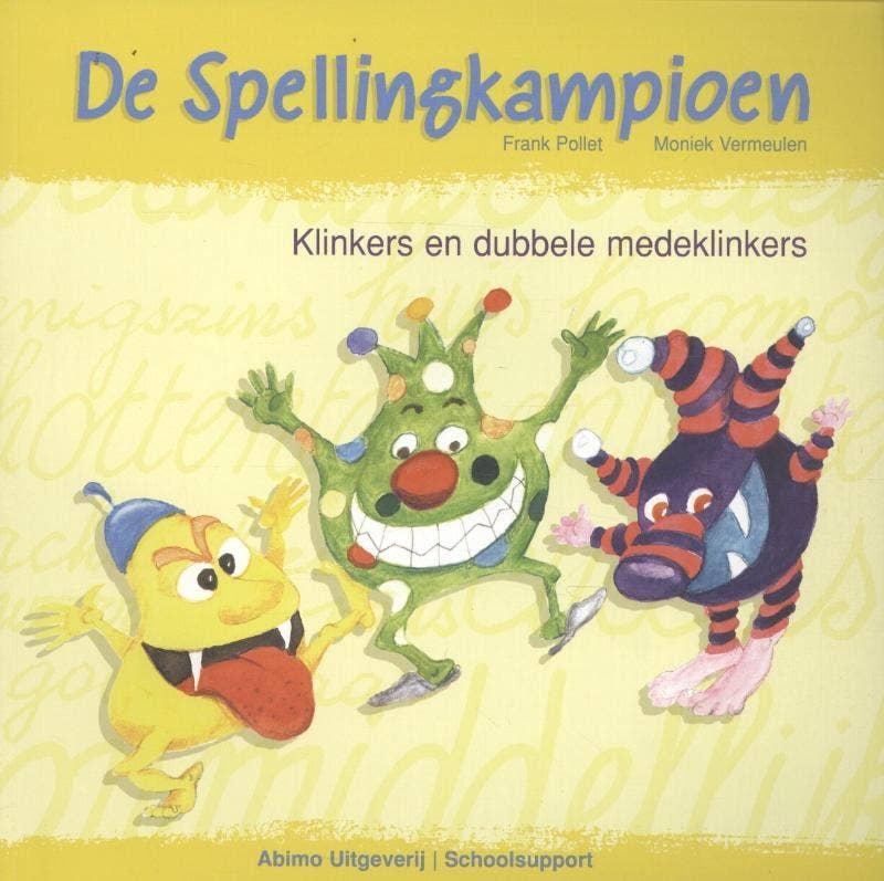 De Spellingkampioen - Klinkers en dubbele medeklinkers