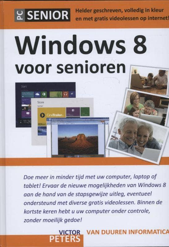 PCSenior - Windows 8 voor senioren