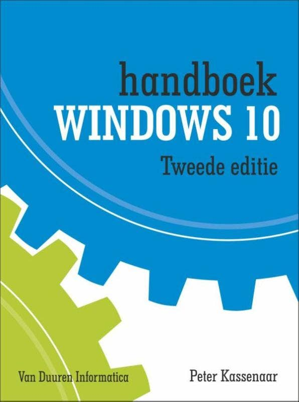 Handboek - Handboek Windows 10; 2e editie