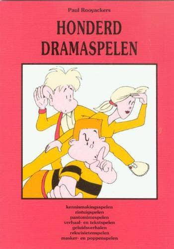 Educatieve spelenboeken Honderd dramaspelen