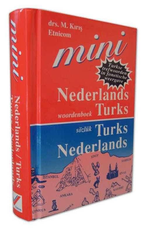 Nederlands-Turks/Turks -Nederlands