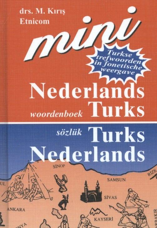 Nederlands-Turks Turks-Nederlands; Hollandaca-Turkce Turkce-Hollandaca