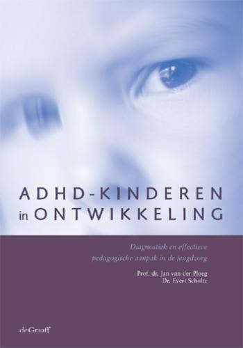 ADHD-kinderen in ontwikkeling