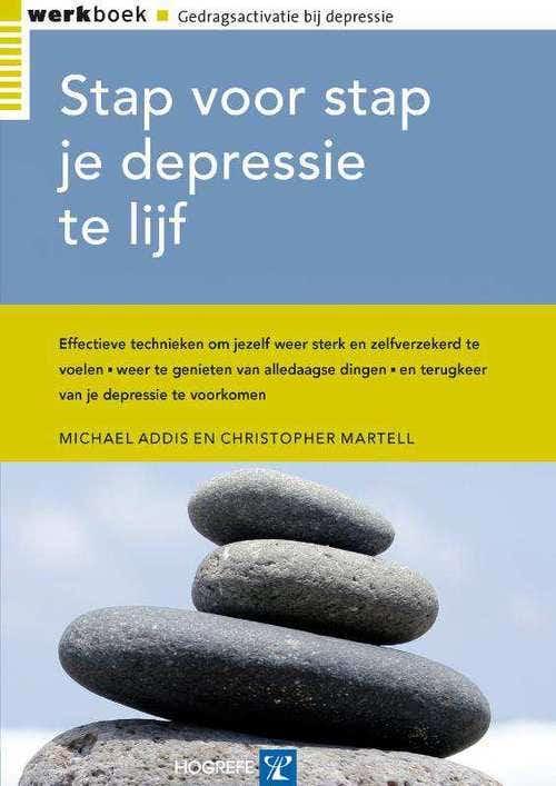 Stap voor stap je depressie te lijf