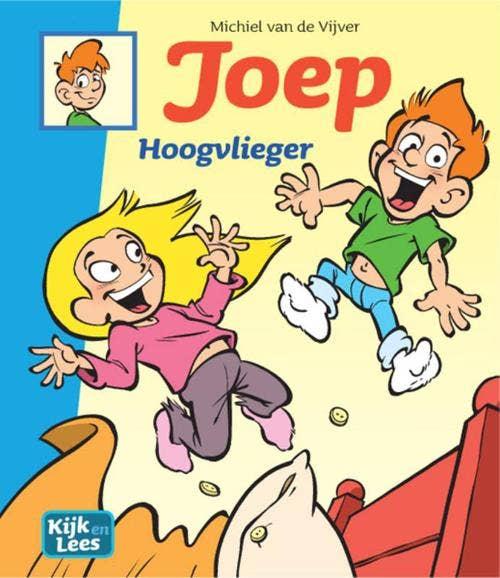 Joep Hoogvlieger - groep 4