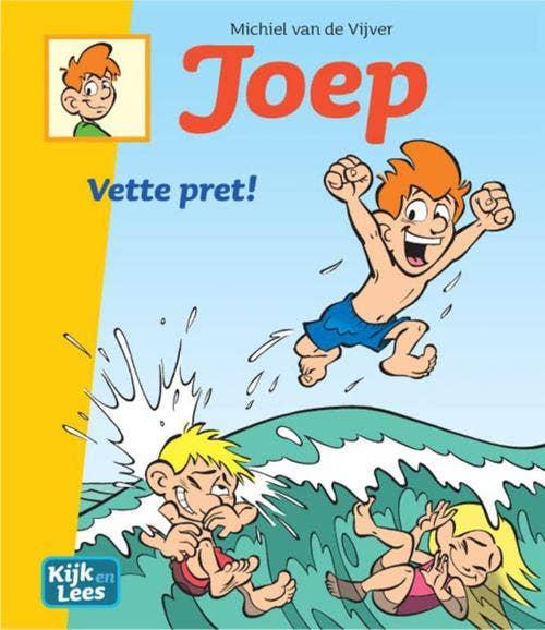 Joep Vette pret - groep 4