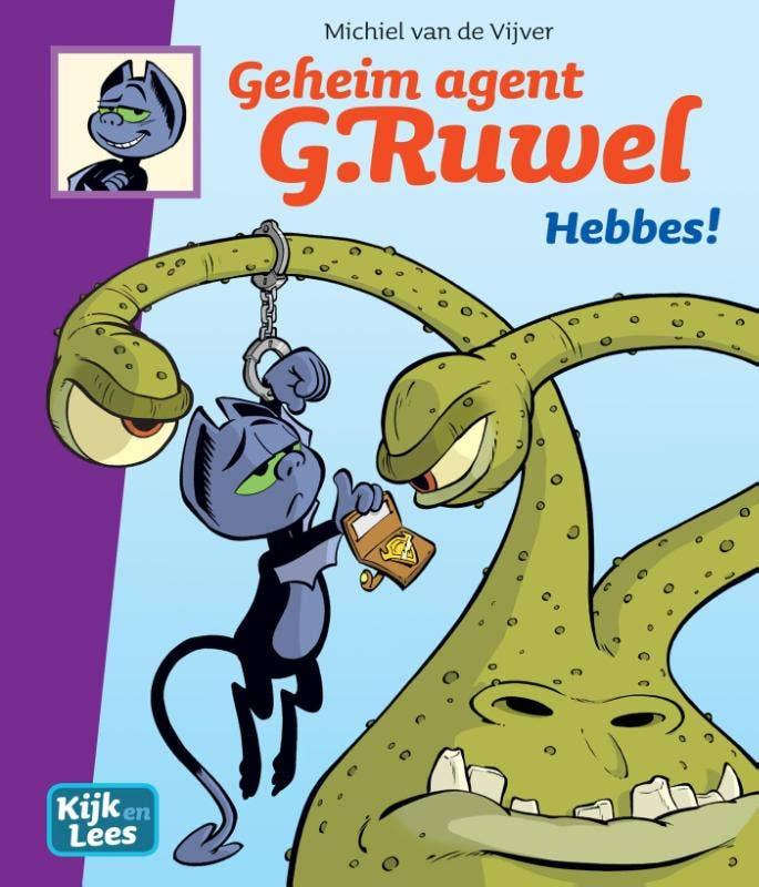 Geheim agent G.Ruwel Hebbes! - groep 5