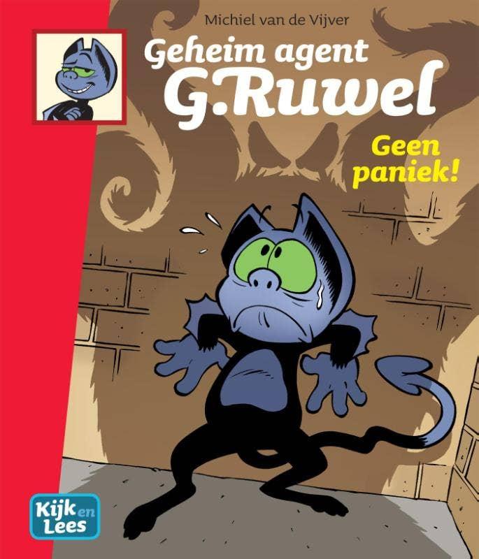 Geheim agent G. Ruwel Geen paniek! - groep 5