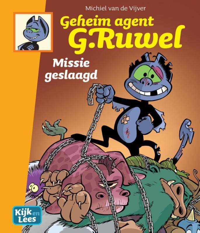 Geheim agent G. Ruwel Missie geslaagd - groep 5