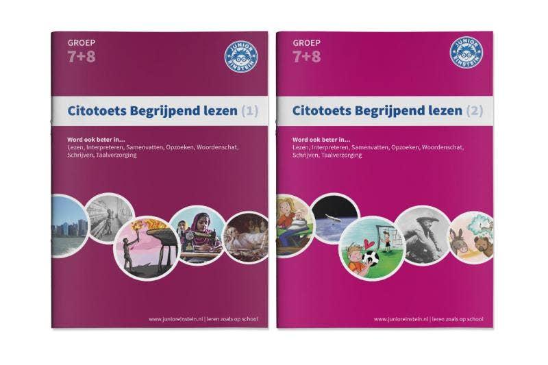 Citotoets begrijpend lezen compleet groep 7 en 8