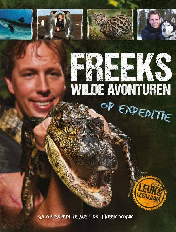 Freeks wilde avonturen