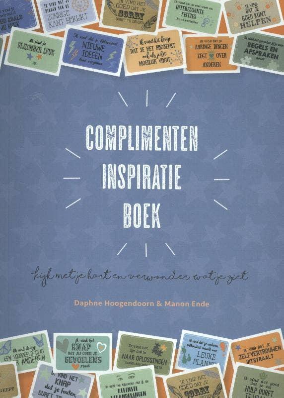 Complimentenspel - Complimenten Inspiratie Boek