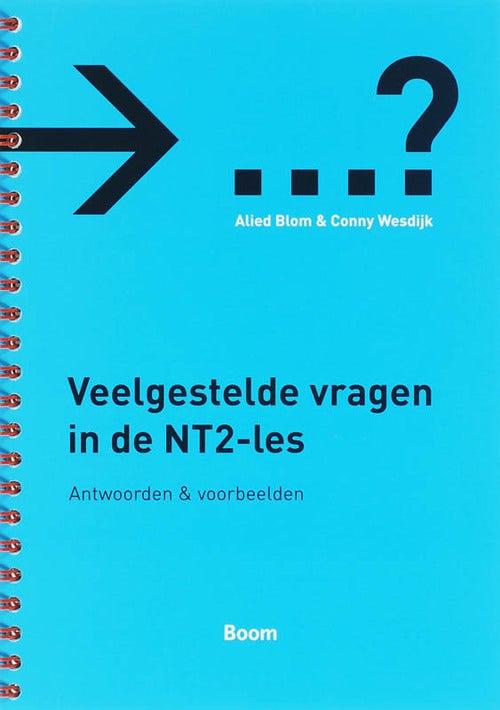 Veelgestelde vragen in de NT2-les
