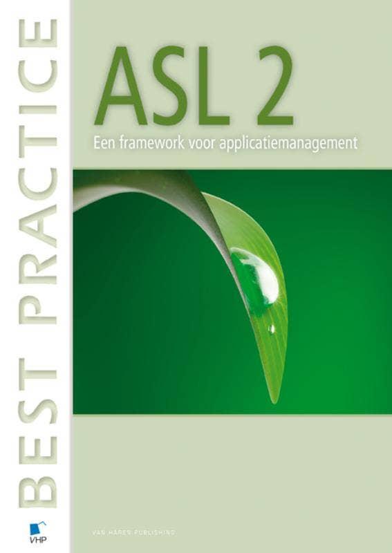 ASL 2- Een framework voor applicatiemanagement (ebook)