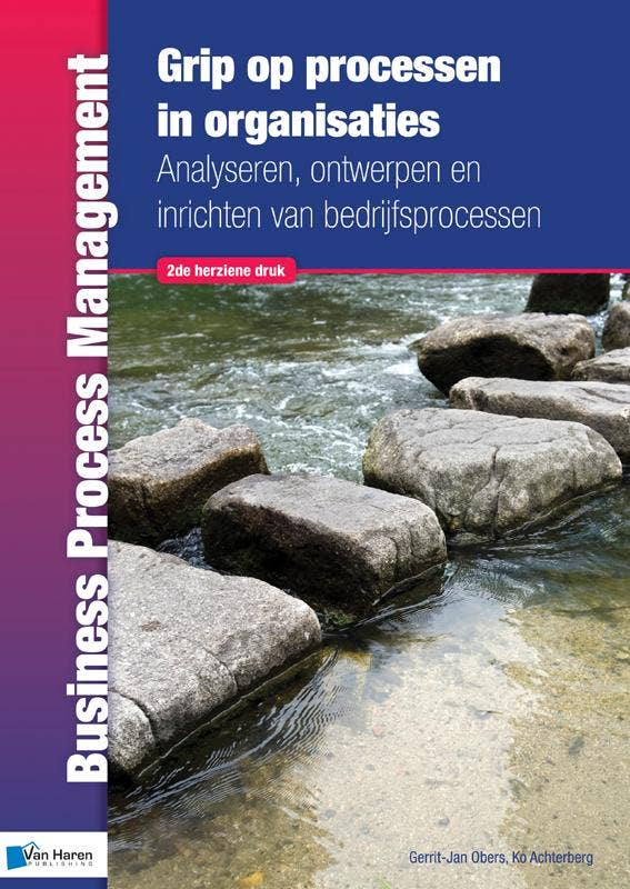 Grip op processen in organisaties (ebook)
