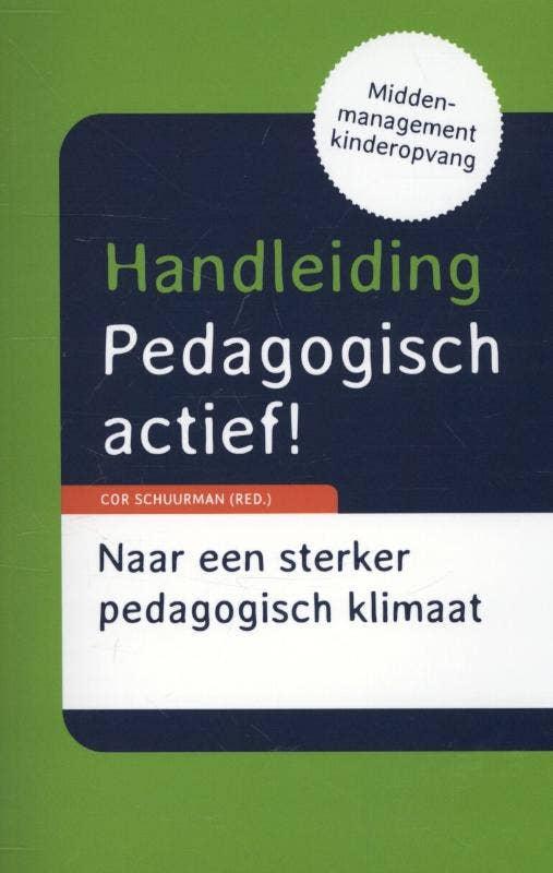 Handleiding pedagogisch actief