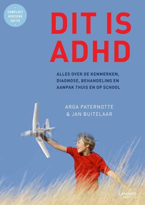 Dit is ADHD