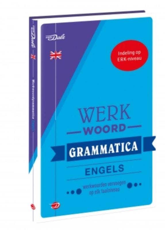 Van Dale werkwoordgrammatica Engels