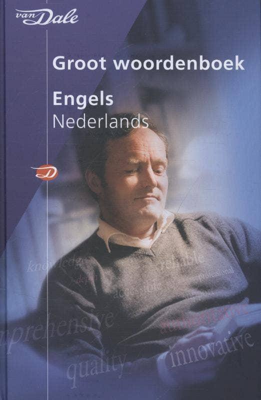 Van Dale groot woordenboek Engels-Nederlands