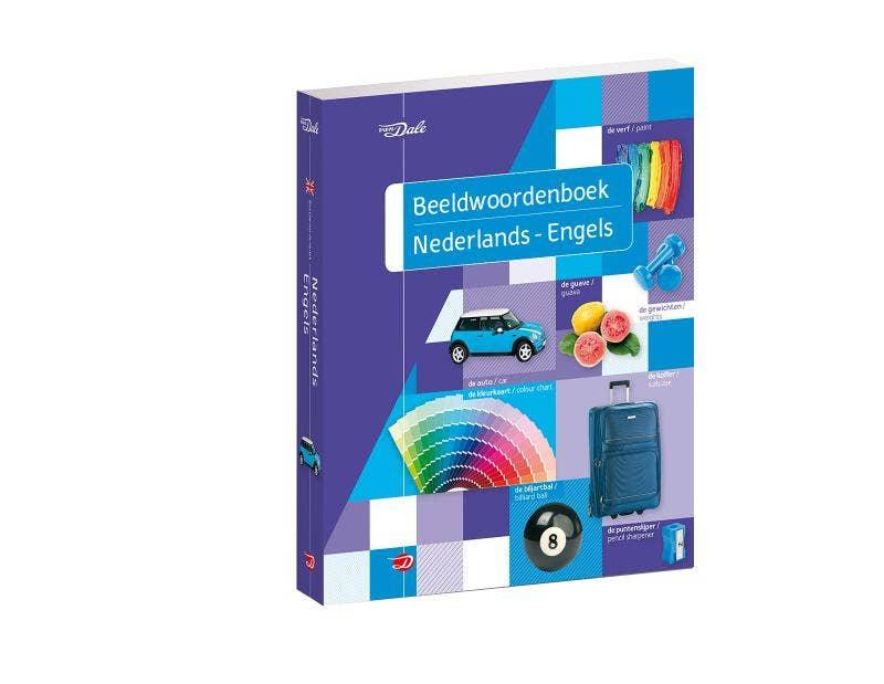 Van Dale beeldwoordenboek Nederlands/English